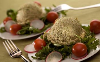 Vegetarian chopped liver
