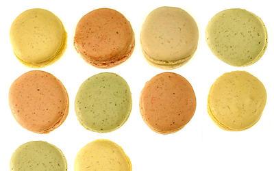 Basic Parisian macarons