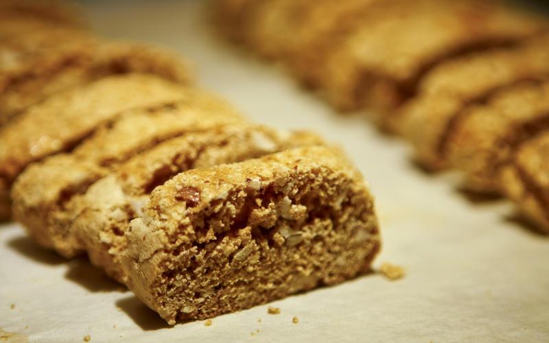 Cantucci -- Biscotti di Prato