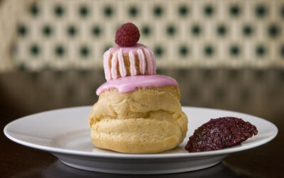 Raspberry religieuse