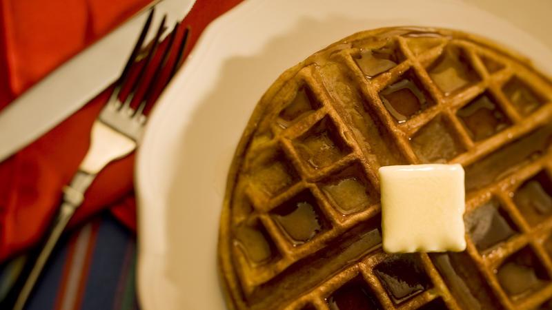 Great waffle recipes - California Cookbook