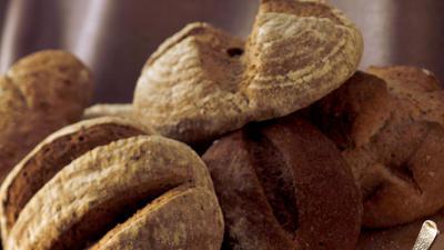 Black Russian rye bread