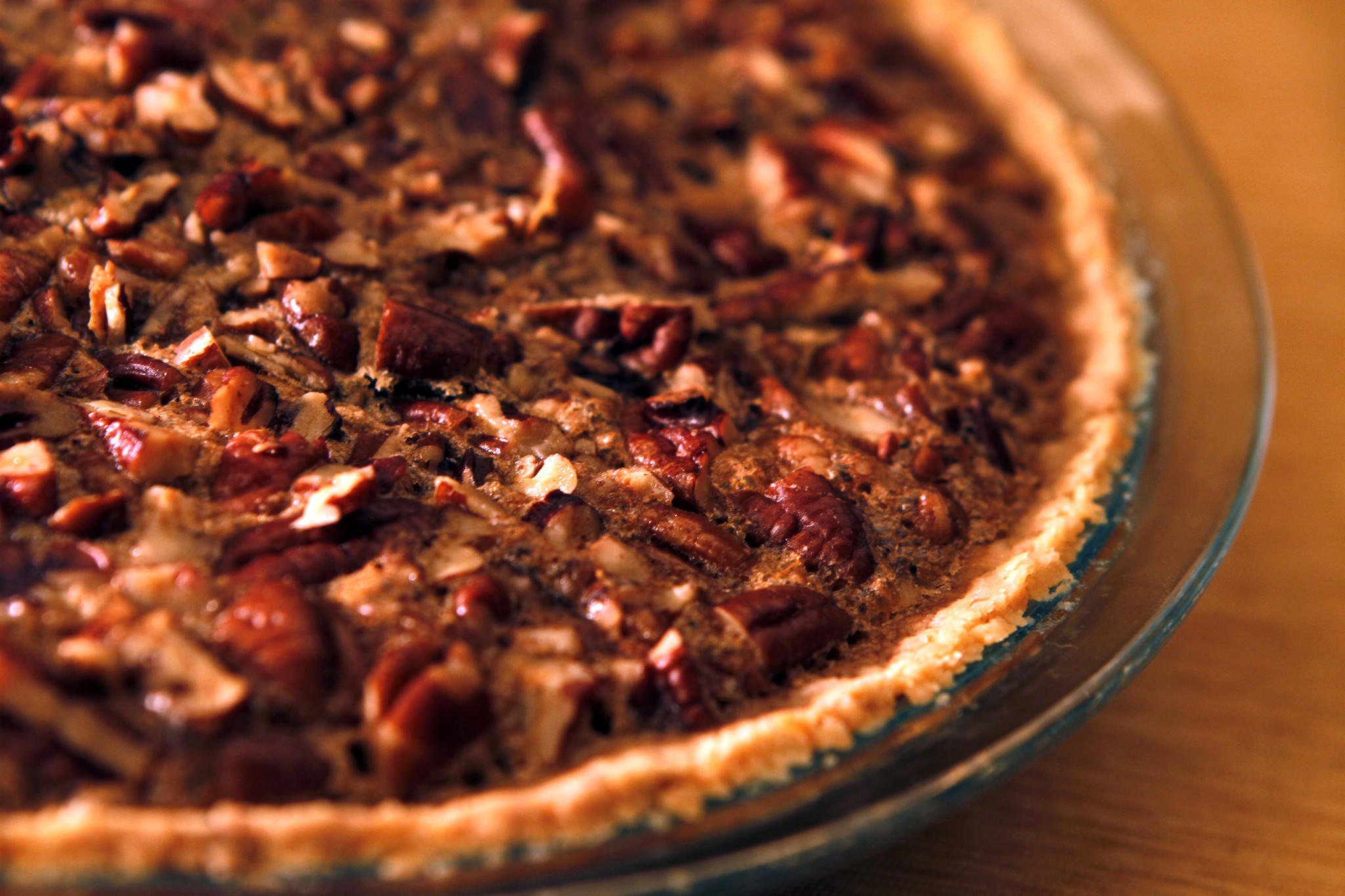 Recipe: Perfect pecan pie - California Cookbook