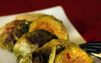 Boon's Brussels sprouts