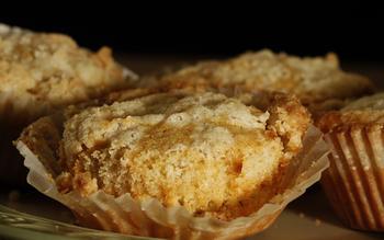Wheat-free muffins