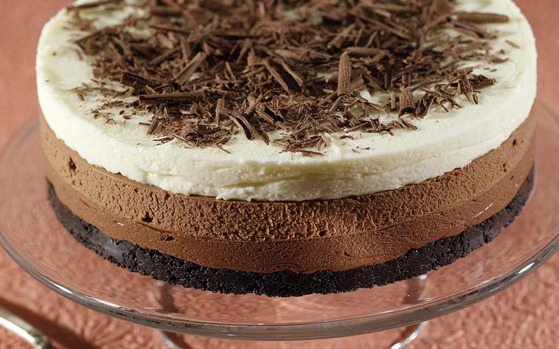 Cucina Rustica's chocolate trio torte