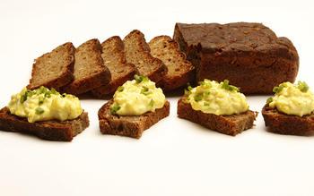 Danish rye bread