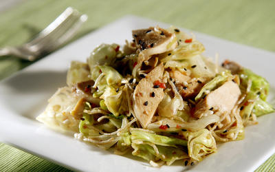 Chi Dynasty's Chinese chicken salad