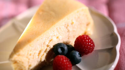 Mount Zion's hot cheesecake