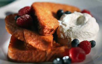 Big Bad Breakfast's pain perdu