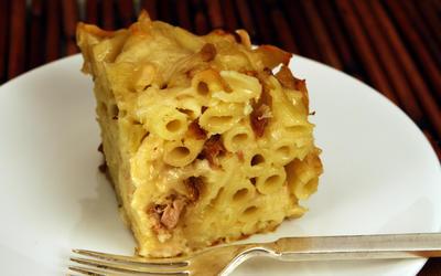 Palazzio's macaroni and cheese