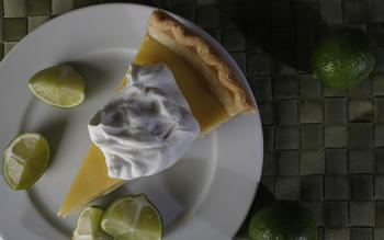 Heilman's Key lime pie