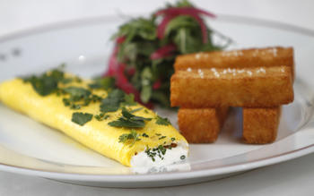 Omelet recipes from the L.A. Times Test Kitchen