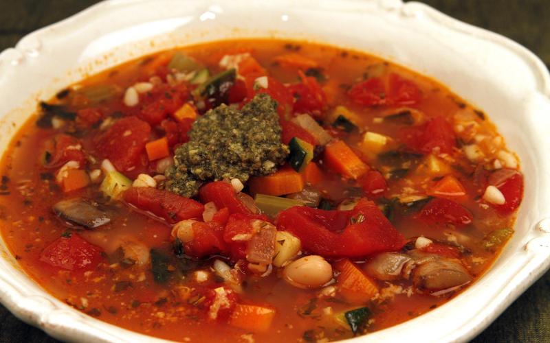 Kuleto's minestrone