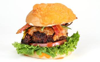 The H-Bomb burger