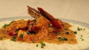 Bar/Kitchen's shrimp and grits
