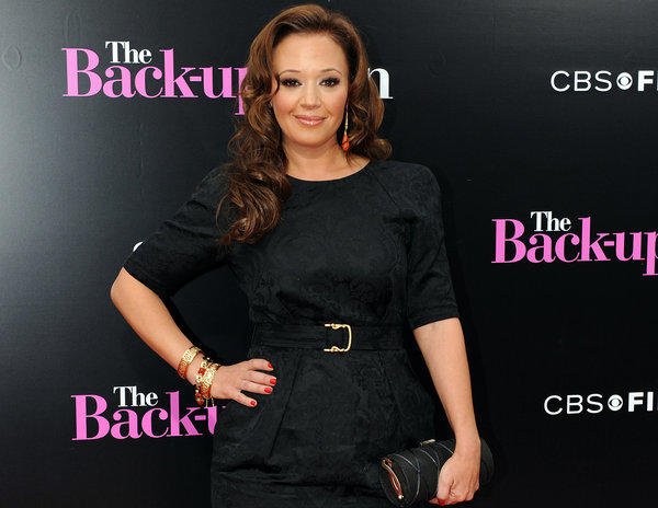 Leah Remini files missing persons report