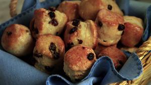 The Savoy's Cornish scones
