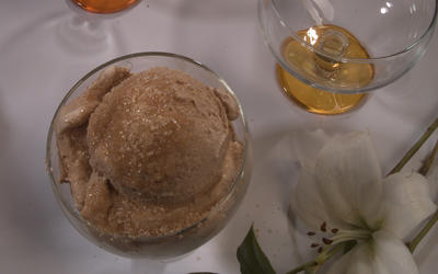 Muscovado Sugar Ice Cream