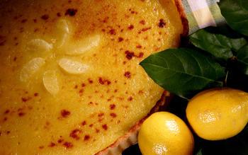 Fredy Girardet's Lemon Tart