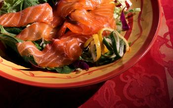 Citrus Marinated Salmon