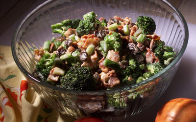 Ox Yoke Inn Broccoli Salad