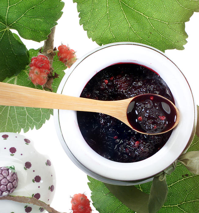 Persian Mulberry Jam