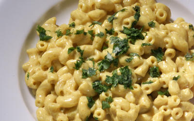 Curried Macaroni