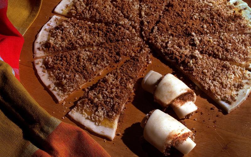 Sour Cream Rugelach (Mock Danish)