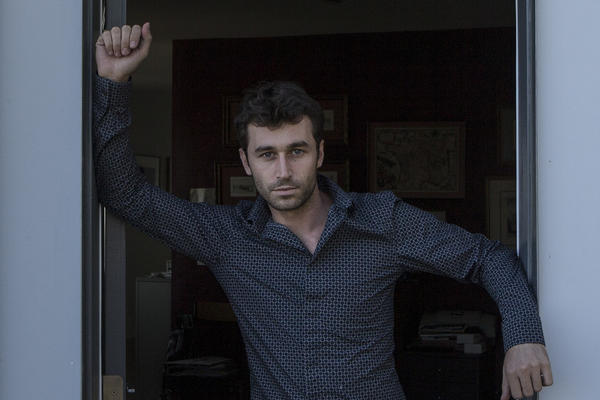 "Porn star James Deen is featured in the film ""The Canyons,"" written by Bret Easton Ellis."