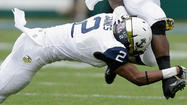 Navy defensive players hope struggles are behind them