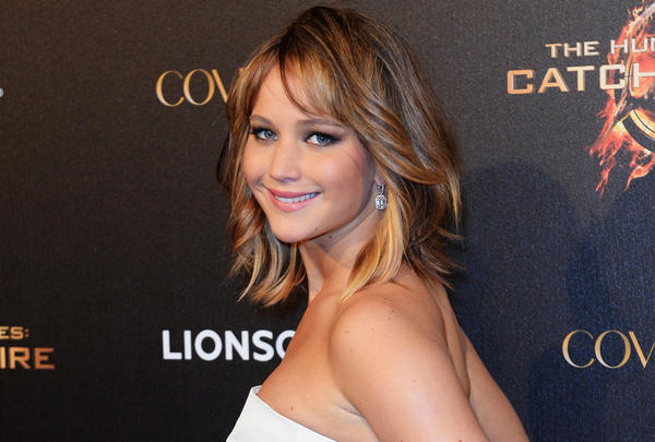 """The Hunger Games"" star Jennifer Lawrence celebrates her 23rd birthday on Aug. 15."