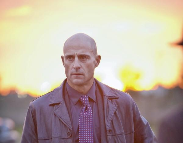 "Mark Strong stars in ""Low Winter Sun"" on AMC."