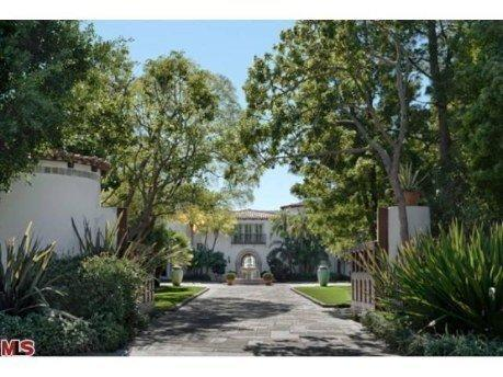The storied estate in Beverly Hills was built in 1927.