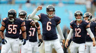 Exhibition photos: Panthers 24, Bears 17