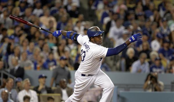 Dodgers shortstop Hanley Ramirez might return from a shoulder injury this weekend.