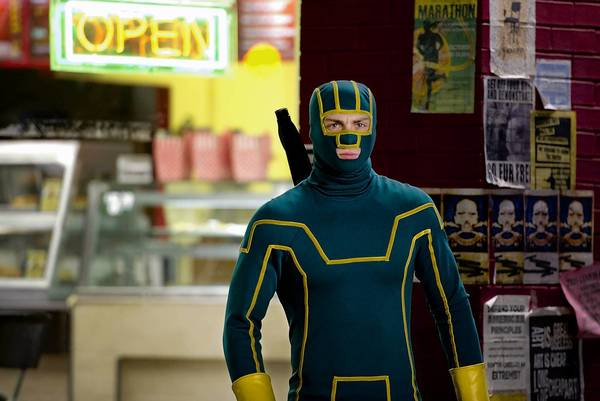 Young masked hero Kick-Ass (Aaron Taylor-Johnson) returns for 'Kick-Ass 2,' the follow-up to 2010's irreverent hit.