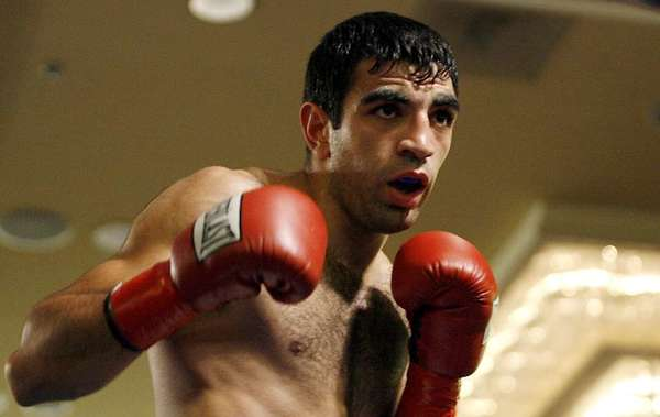 File Photo: Gabriel Tolmajyan lost to Jose Pedraza by decision, 97-93, at the Morongo Casino in Cabazon in the co-main event of ESPN2s Friday Night Fights.