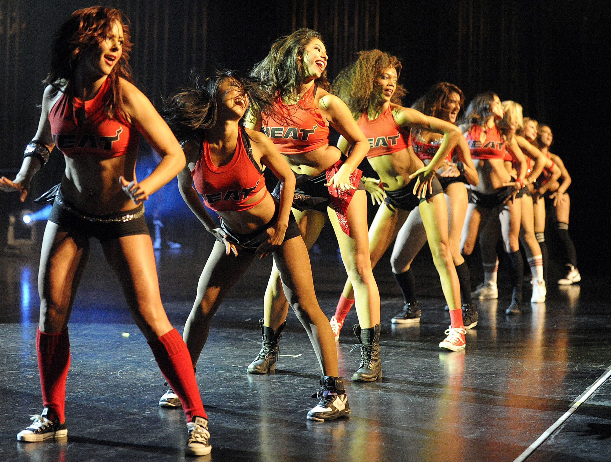 Heat Dance Team Selected - Final audition