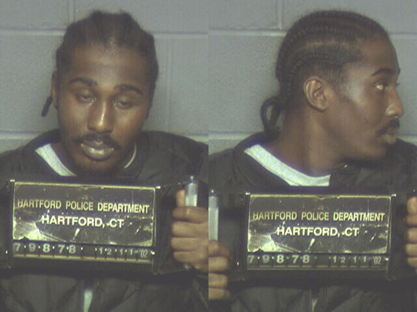 Marcus White was charged with murder in connection with a 2007 Hartford shooting.