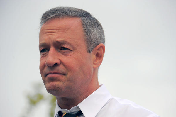 Maryland governor Martin O'Malley is the finance chairman of the Democratic Governors Association, which is looking to expand its role in federal elections.