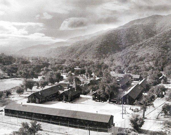 The Tuna Canyon Detention Station in Tujunga housed immigrants from Japan and other nations at war with the United States from shortly after hostilities started until October 1943.