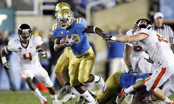 UCLA running back Malcolm Jones hopes to finally make an impact for the Bruins in 2013.