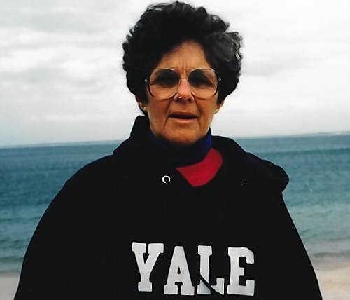 Billie Staub, who grew up on Fisher's Island, N.Y., and later lived in the Niantic section of East Lyme, died on July 18.