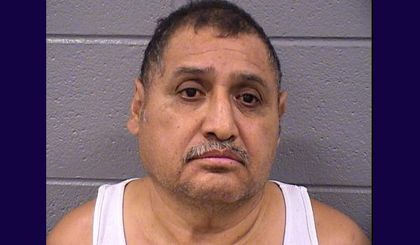 Francisco Castillo, 58, is accused of sexually assaulting two young girls who are his relatives.