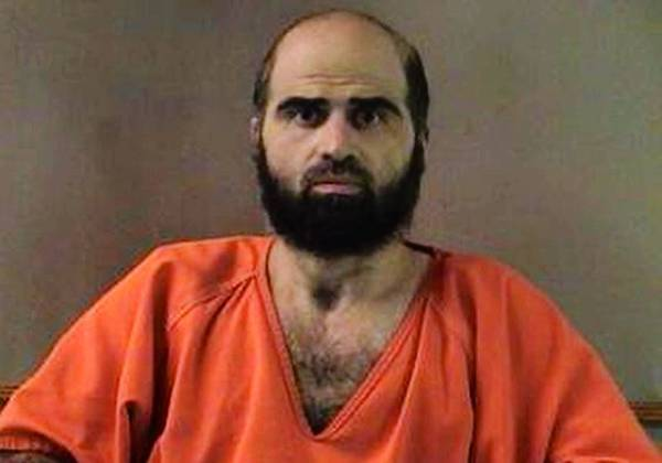 Nidal Malik Hasan, defendant in the 2009 Ft. Hood shooting, is representing himself in his court-martial.