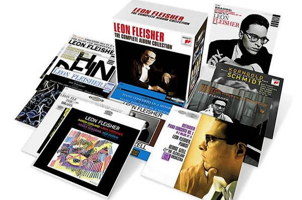 Leon Fleisher CD set.