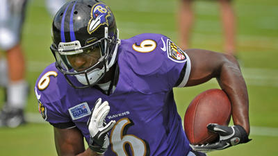 Ravens cut wide receiver Marcus Rivers with Brandon Stokley add…