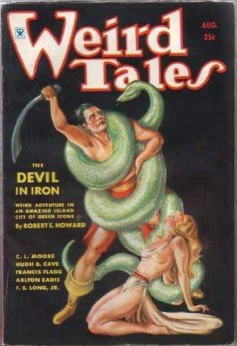 Weird Tales with Conan the Barbarian