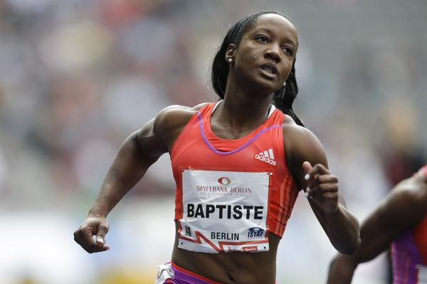 Kelly-Ann Baptiste of Trinidad and Tobago is the latest runner to be linked to doping.